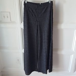 Free people flare pants size 2